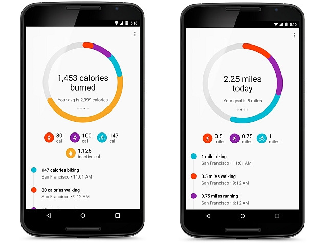 Google Fit Can Now Finally Estimate How Many Calories You've Burned