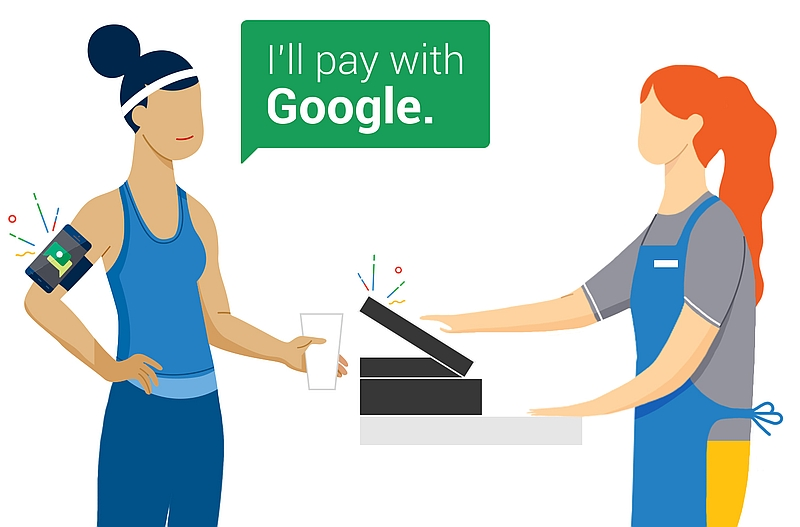 Google Testing Hands Free Payment App on Android and iOS