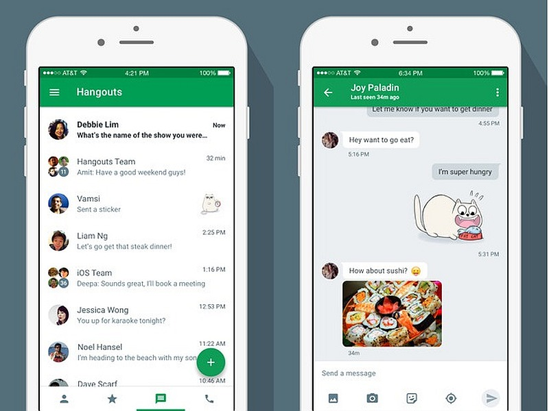Google Hangouts v5.1 Rolling Out With Bug Fixes and ...