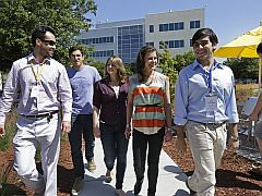 The Internship: Silicon Valley's Freshest Enjoy the Perks