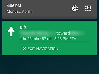 गूगल मैप्स एंड्रॉयड ऐप में अब नए अंदाज में दिखेंगे नोटिफिकेशन