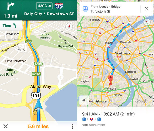 Google Maps for iPhone clocks over 10 million downloads in less than 48 hours