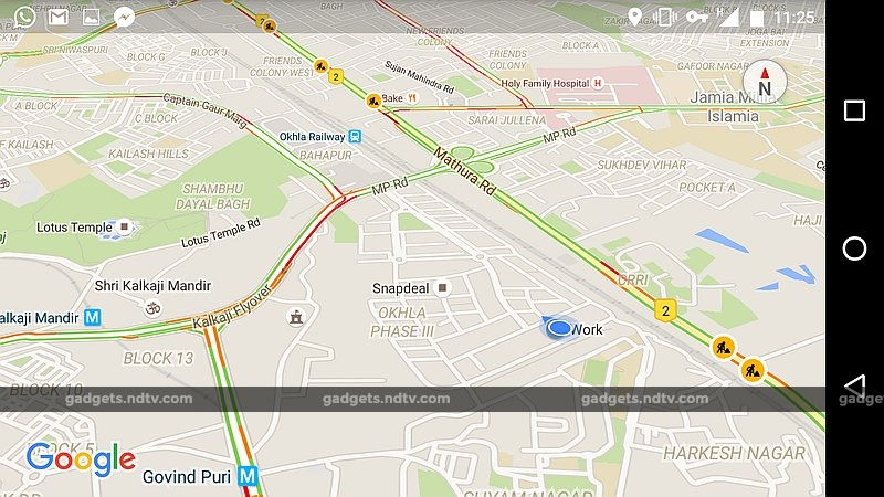 Google Maps Needs To Learn More About India Ndtv Gadgets360 Com