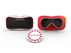 Google and Mattel Bring Back View-Master as a $30 VR Headset