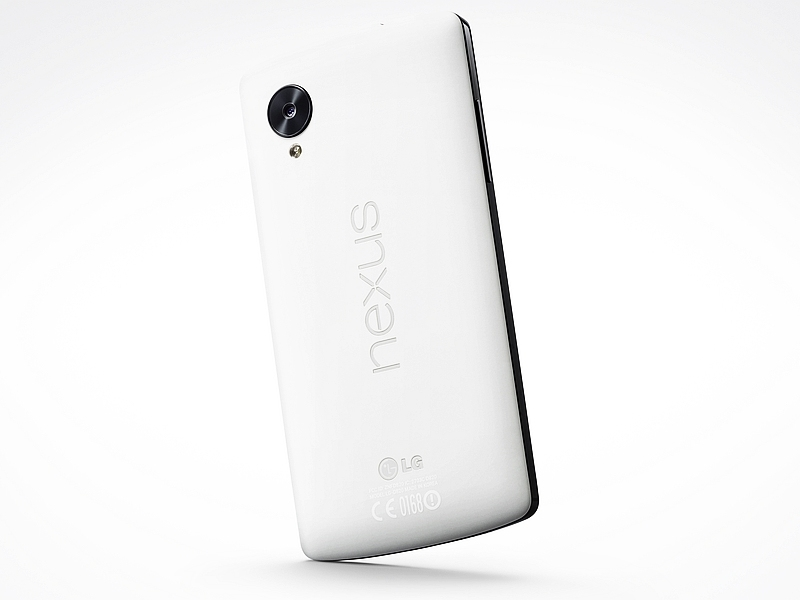 LG Nexus 5X Mint Green Colour Variant Spotted