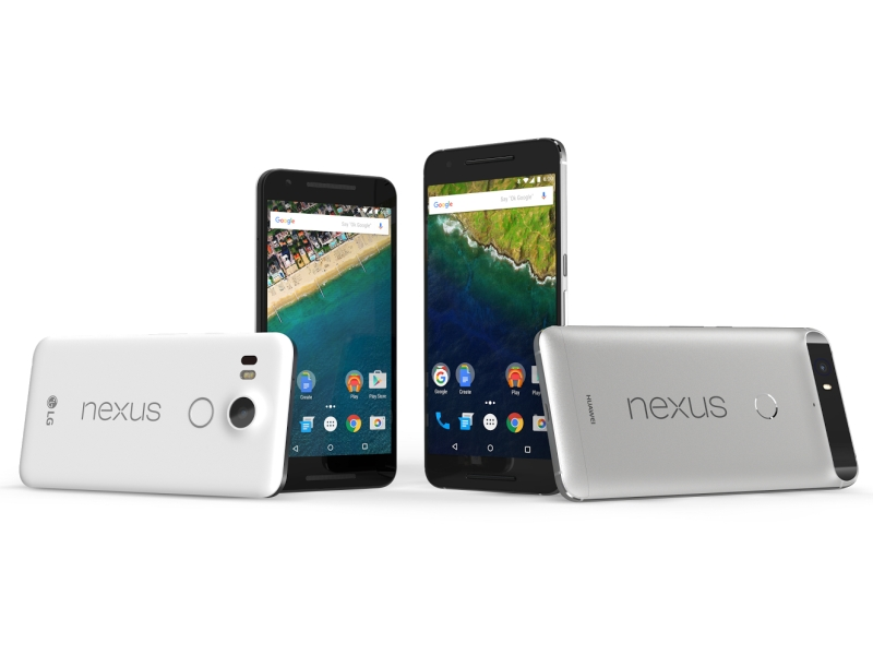 Nexus 5X, Nexus 6P India Launch on Tuesday as Google Sends Invites