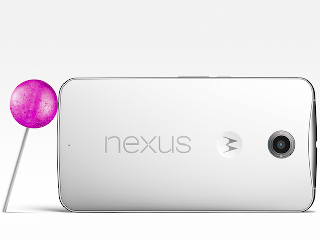Google Nexus 6 Price and Availability Details Confirmed