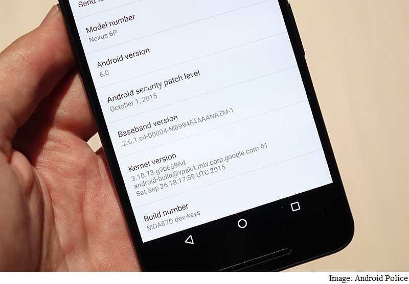 Android 6.0 Marshmallow to Show Your Device's Security Patch Level
