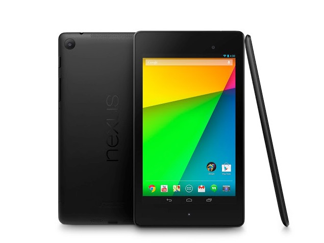 Google Nexus 7 (2013) with 4G LTE hits Play Store in the US
