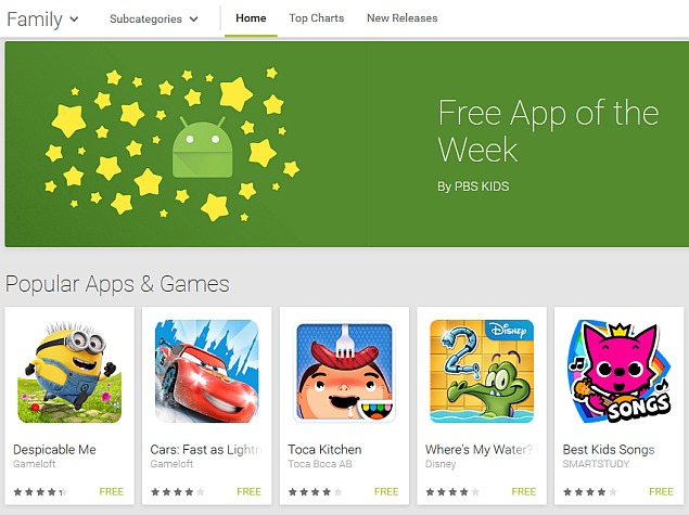 Google Play Gets Its First 'Free App of the Week ...