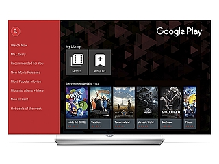 LG Smart TV Users Get Access to Google Play Movies & TV