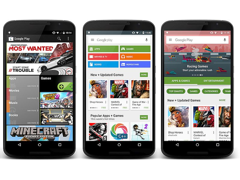 Google Play to Now Show App Update Size; Reduce Update Size by Up to 50 Percent