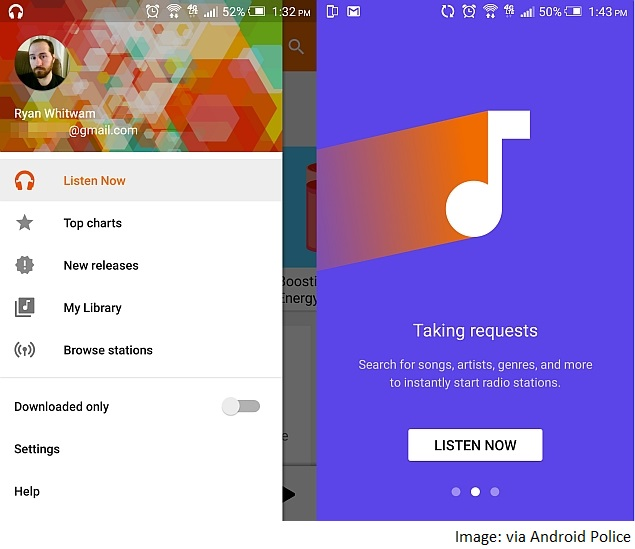 how to delete google play music app