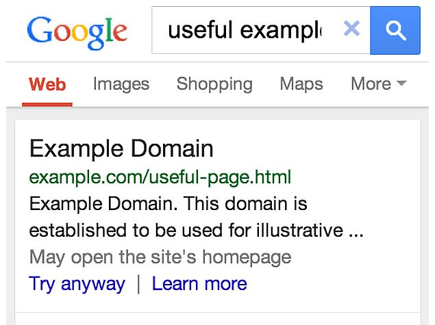 Google to Warn Search Users If Webpage Is Not Optimised for Mobile
