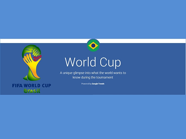 Van Persie's Flying Goal, Neymar's Hair Most Popular at World Cup: Google
