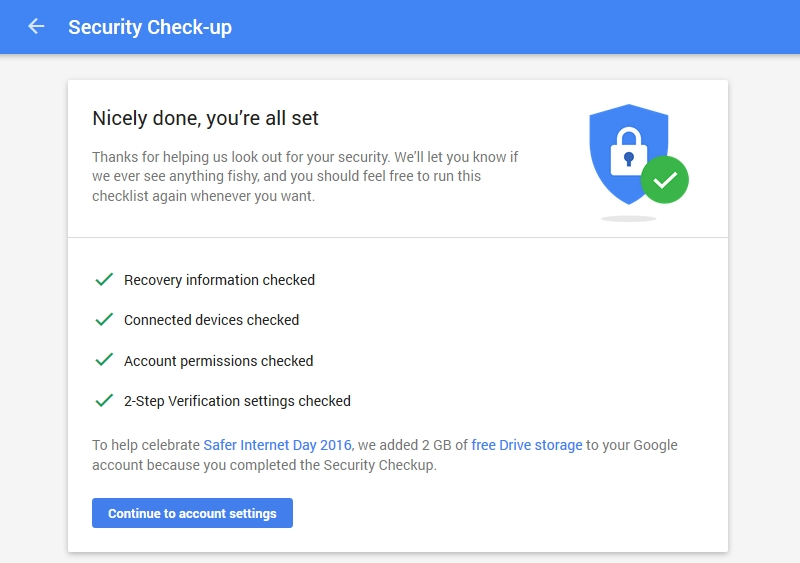 How To Get 2gb Google Drive Storage For Free Technology News