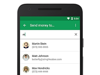With New Google Wallet, Send Money to Anyone With a Phone Number