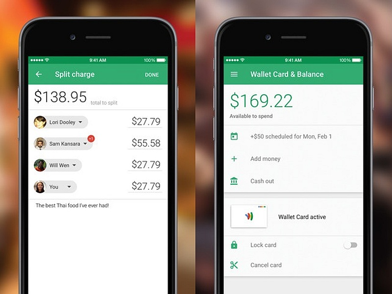 Google Wallet iOS App Update Brings New UI, Improves Payments Feature