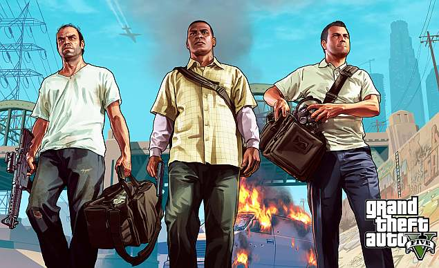 Grand Theft Auto V Coming to PC, PS4 and Xbox One This Fall
