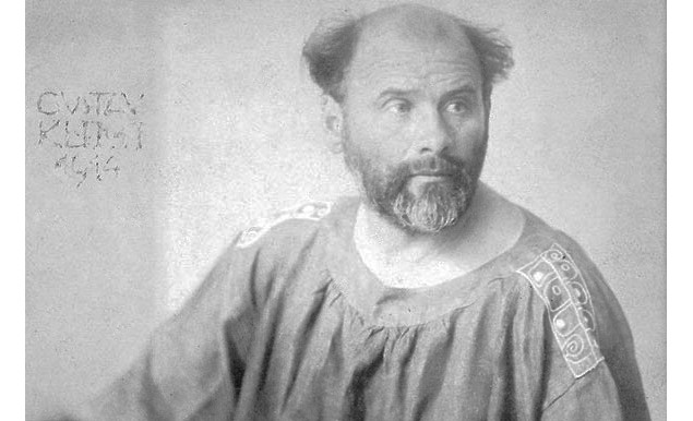 Gustav Klimt up close and personal on his 150th birthday