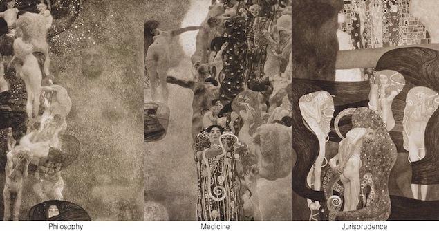 Gustav Klimt: The Vienna secession years