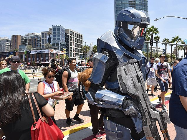 Halo Series Celebrated at HaloFest Fan Event