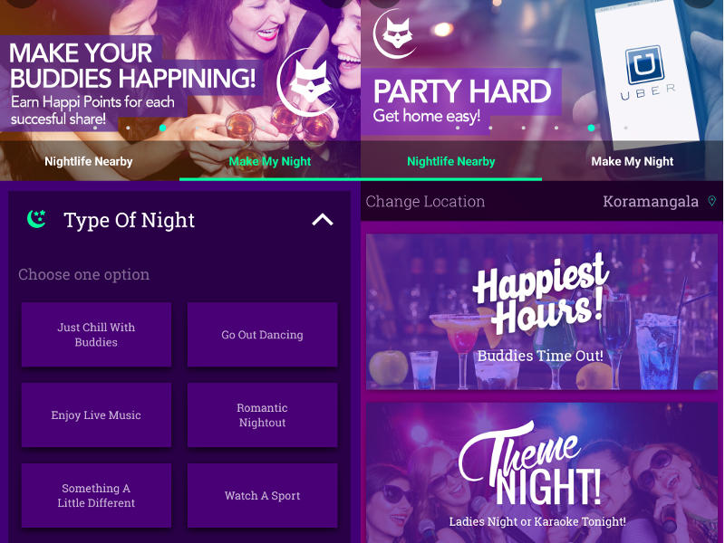 Meet Happitoo, the Airbnb for India's Nightlife