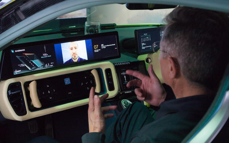 Harman Adds Microsoft Office 365 to Its Connected-Car System