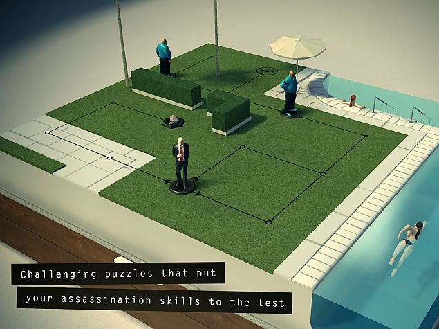 Hitman Go Launched for Android; Square Enix Teases Next Game