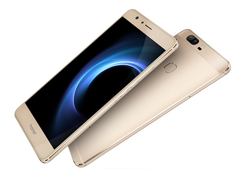 Honor V8 With 12-Megapixel Dual Rear Cameras, 4GB of RAM Launched