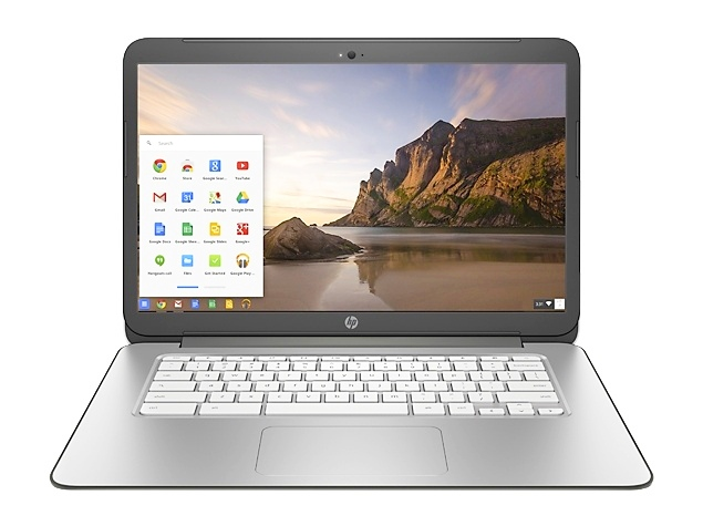HP Launches 14-Inch Chromebook With Full-HD Touchscreen Display