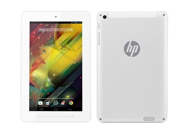 HP 7 Plus Budget Android Tablet with Quad-Core Processor Launched