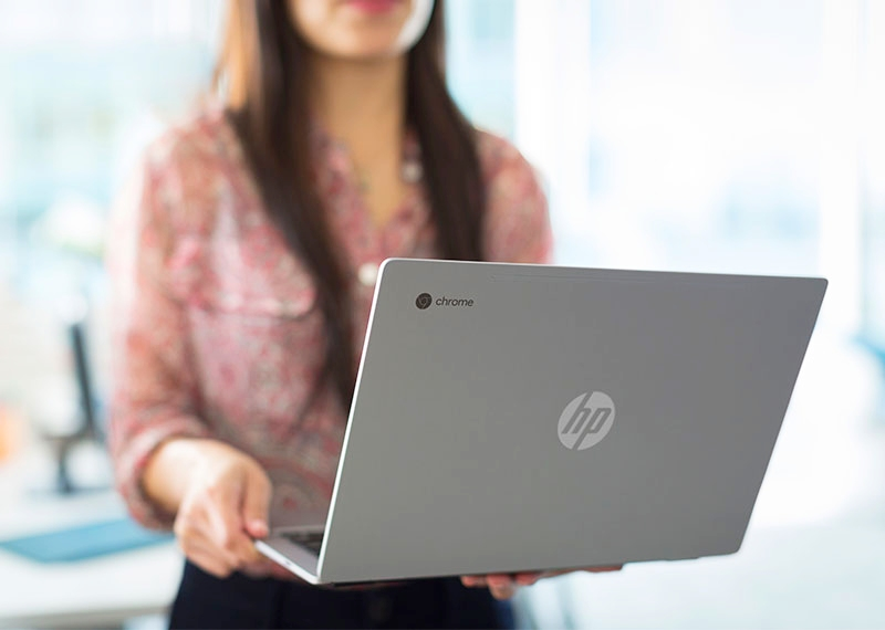 HP Chromebook 13 G1 Launched With MacBook-Like Aluminium Body