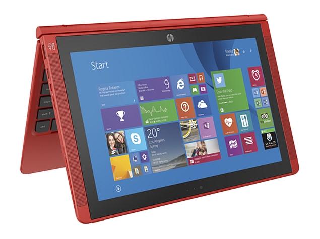 HP Pro Tablet 608, Pavilion x2 Hybrid Launched Alongside ...