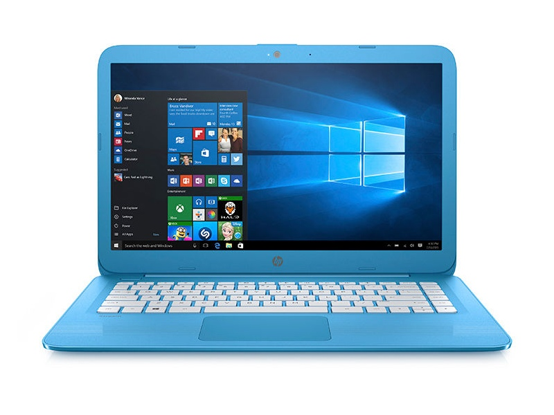 HP Stream 14 Budget Windows 10 Laptop Launched