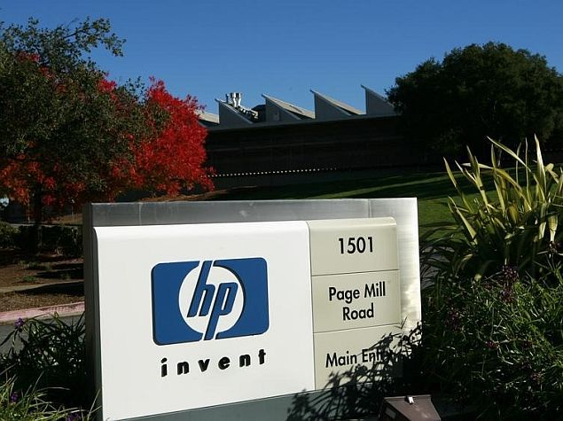 HP Posts Surprise Revenue Gain on PC Sales Jump