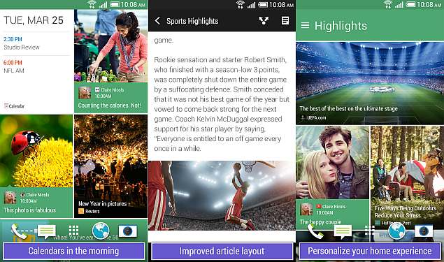 HTC says BlinkFeed app will be available for other Android devices