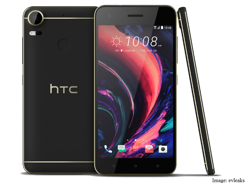 HTC Desire 10 Series Smartphones Expected to Launch on September 20