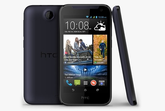 HTC Desire 310 with dual-SIM support launched at Rs. 11,700
