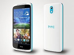 HTC Desire 526G+ Dual SIM With Octa-Core SoC Launched, Starting Rs. 10,400