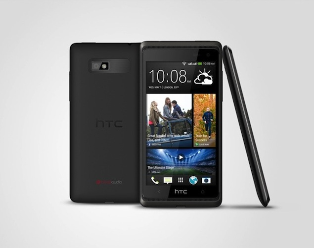 HTC Desire 600 with quad-core processor, dual-SIM support available online for Rs. 26,860