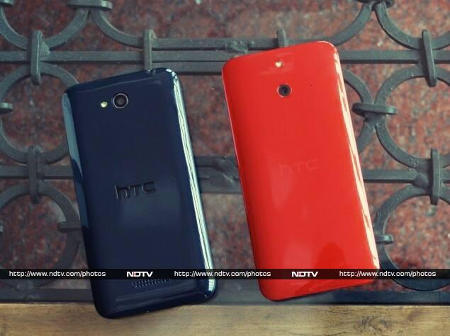 HTC Desire 616 and One (E8): First Impressions