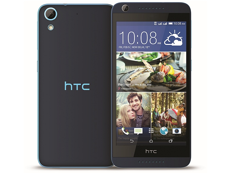 HTC Desire 626 Dual SIM With 5-Inch Display Launched at Rs. 14,990