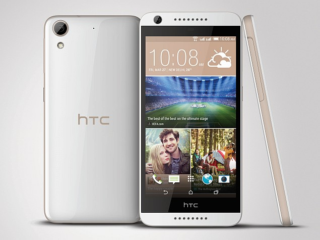 HTC Desire 626G+ Dual SIM With Octa-Core SoC Launched at Rs. 16,900