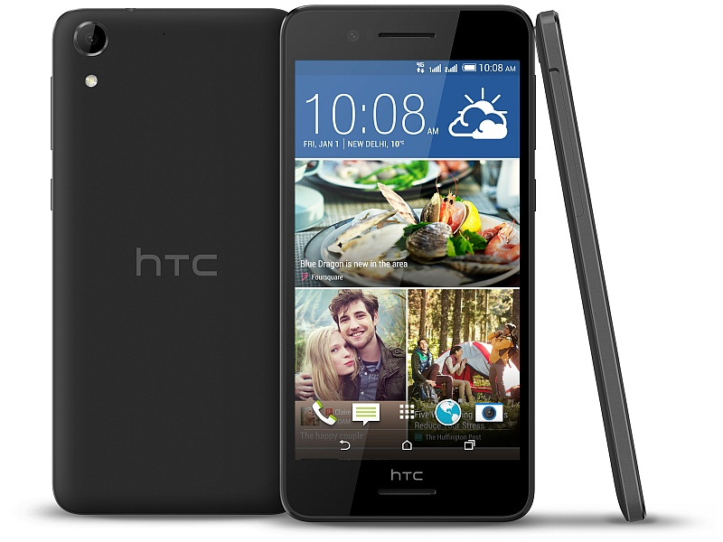 HTC Desire 728 Dual SIM With 5.5-Inch Display Launched at Rs. 17,990