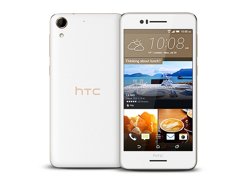 HTC Desire 728 Dual SIM With 5.5-Inch Display, Android 5.1 Lollipop Launched