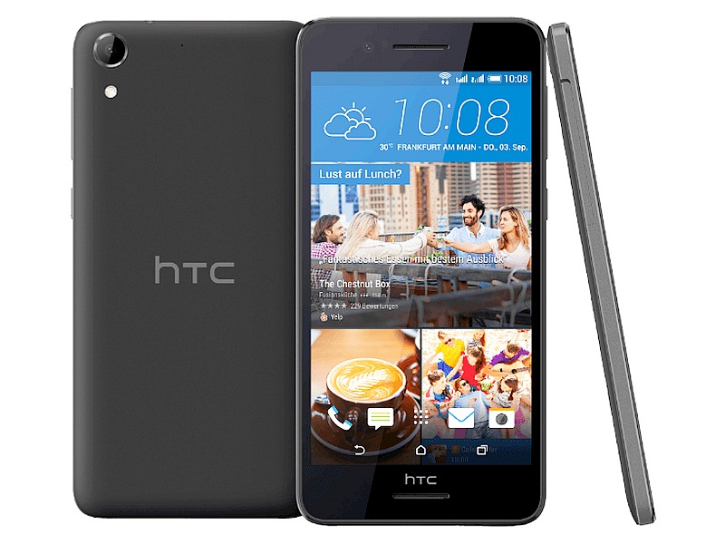 how to set the brightness on htc desire
