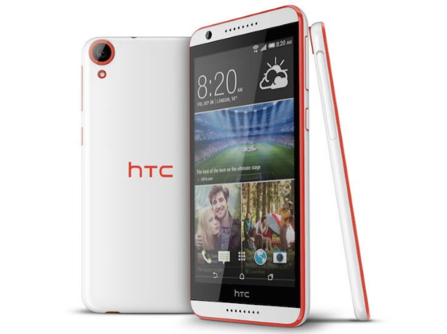 HTC Desire 820 With 5.5-Inch Display, 64-bit Snapdragon 615 SoC Launched