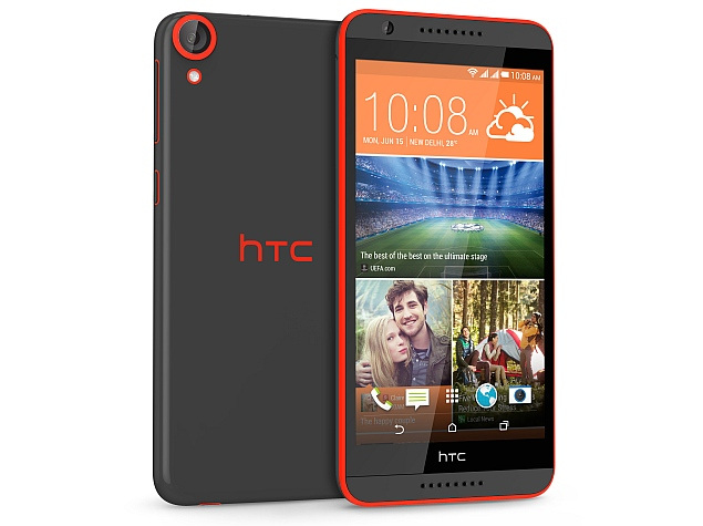 HTC Desire 820G+ Dual SIM With Octa-Core SoC Launched at Rs. 19,990