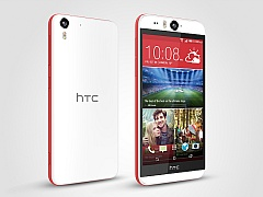 HTC Desire Eye With 13-Megapixel Front-Facing Camera Launched